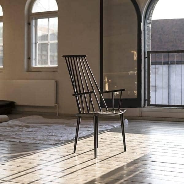 J110 Cadeira de Jantar, HAY - funcionalista e design democrático