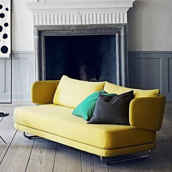 Jasper a modern sofa bed in a stylish contemporary for Sofa cama 99 euros
