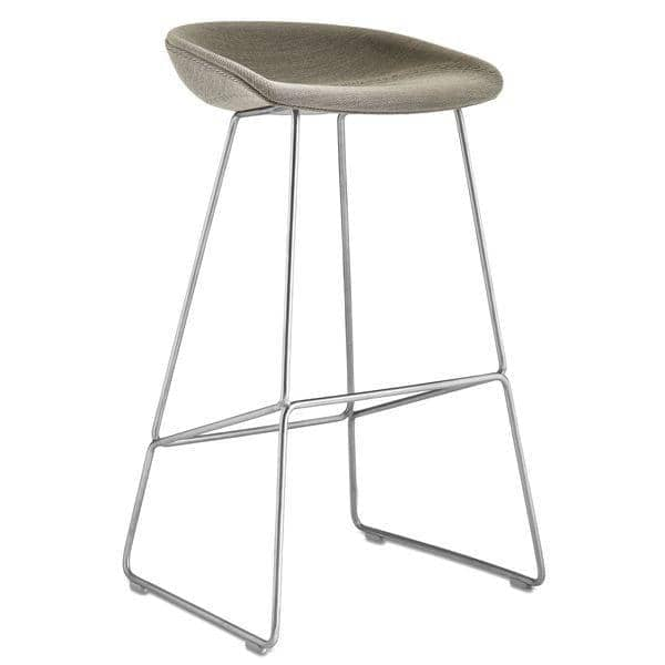 ABOUT A STOOL, stool ved HAY - ref. AAS39 - AAS39, sete i stoff, polstret sete