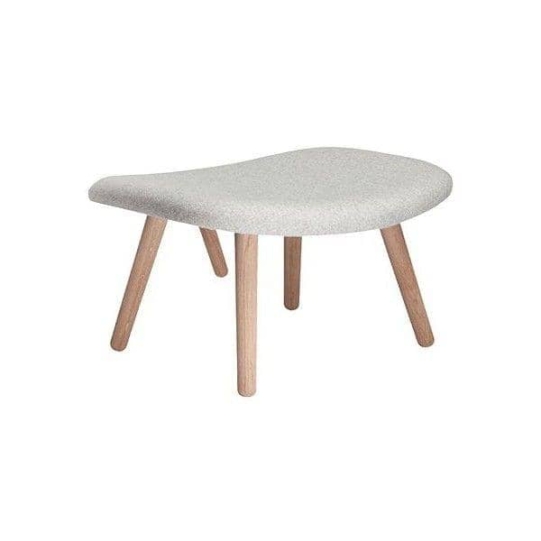 Wondrous Ottoman Footrest For The Series Of Armchairs About A Lounge Chair Ref Aal03 A Wide Range Of Colors 3 Finishes For The Base Andrewgaddart Wooden Chair Designs For Living Room Andrewgaddartcom