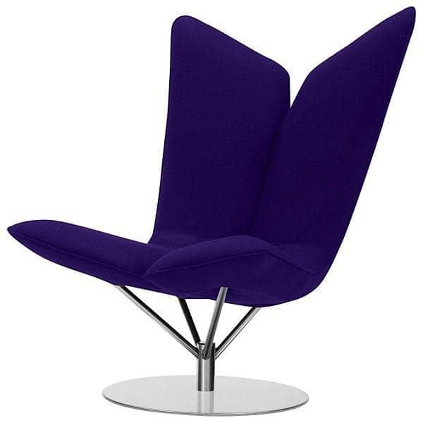 angel fauteuil lounge accueillant et original softline. Black Bedroom Furniture Sets. Home Design Ideas