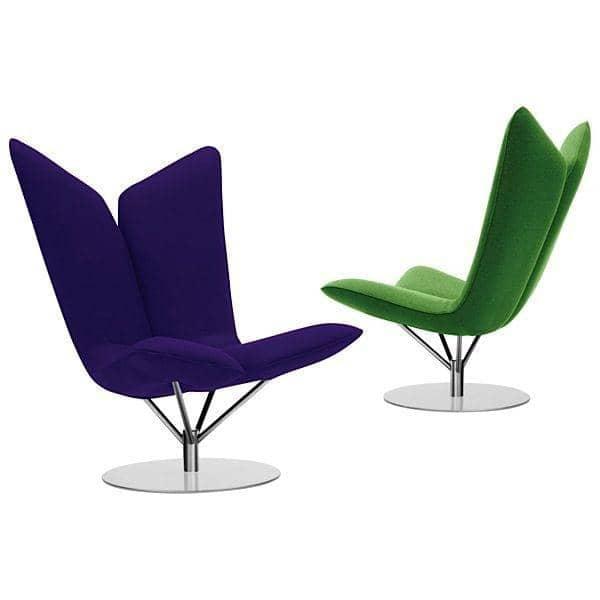 ANGEL, fauteuil lounge accueillant et original