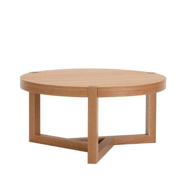 Scandiwood mesa de centro leonhard pfeifer for Mesa de centro madera maciza
