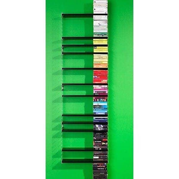 Système d'étagères modulables STRING PLEX POCKET, version originale, conçue et fabriquée en Suède