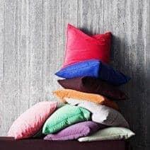 MILAN cojines (45 x 45 cm) o SWING cojines (60 x 60 cm) de interior o al aire libre, una excepcional variedad de telas y colores - deco y el diseño, SOFTLINE