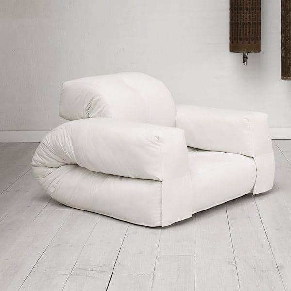 HIPPO, an armchair or a sofa, that turns into a comfortable extra futon bed  in seconds - deco ...
