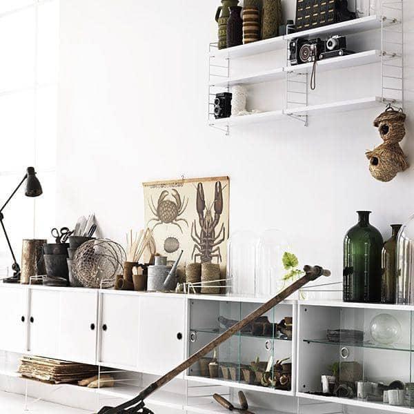 tag re string system rangement modulable string. Black Bedroom Furniture Sets. Home Design Ideas
