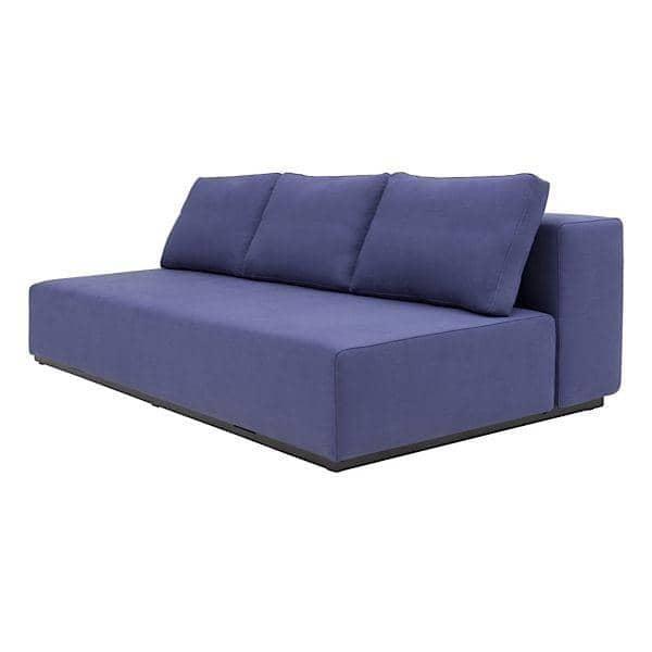 NEVADA, VALENCIA stof: Cabriolet Sofa, 2 eller 3 sæt, Chaiselong og puf: smukke kombinationer - Deco og nordisk ...