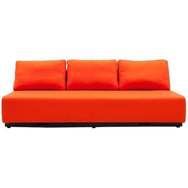 Tecidos nevada valencia sof convers vel 2 ou 3 for Sofa cama valencia