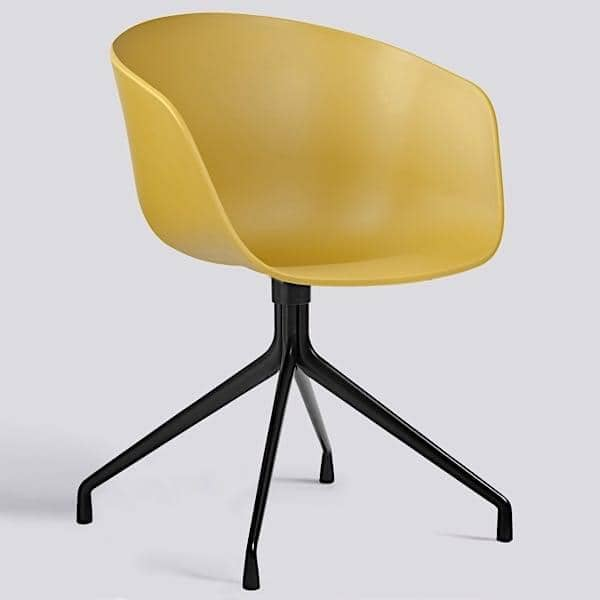 ABOUT A CHAIR ref AAC20 Polypropylene shell optional  : about chair ref aac20 polypropylene shell optional fixed cushion aluminium legs hee welling from www.my-deco-shop.com size 600 x 600 jpeg 13kB
