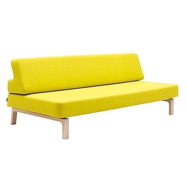 Il divano letto LAZY, convertire il divano in un letto in pochi secondi. deco e del design, SOFTLINE