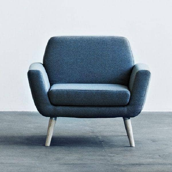 SCOPE, a nice and comfortable armchair, the perfect companion