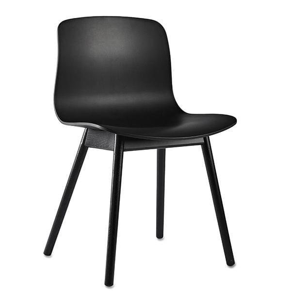 ABOUT A CHAIR - rif. AAC12 e AAC12 DUO - Scocca in polipropilene, piedini in legno, rovere o frassino - HEE WELLING e HAY