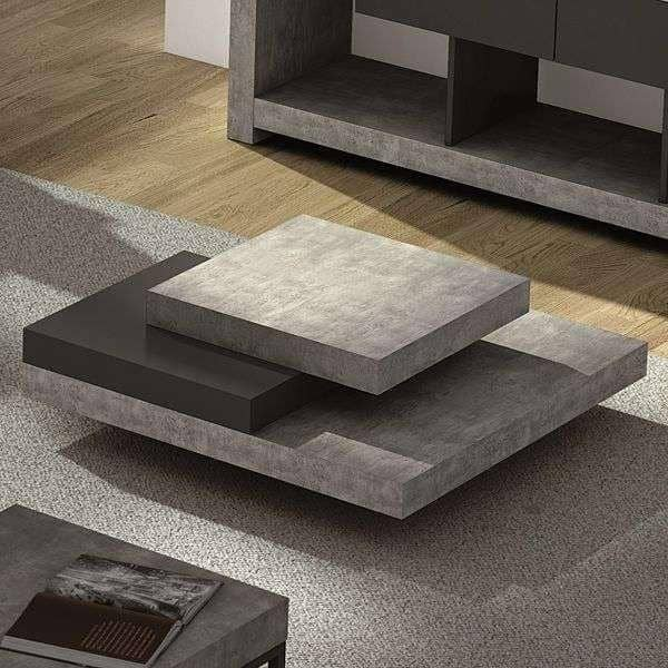slate coffee table temahome. Black Bedroom Furniture Sets. Home Design Ideas