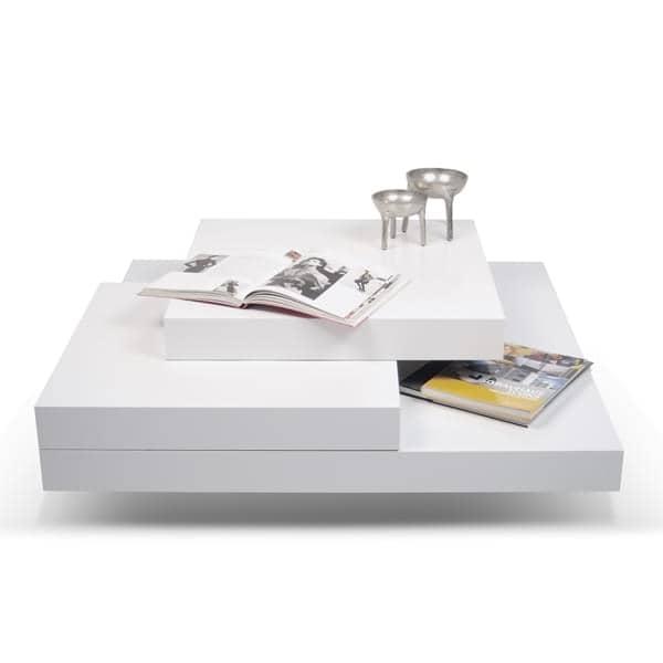 SLATE, mesa de café: O efeito concreto com a flexibilidade de materiais leves - projetado pelo IN ES MARTINHO