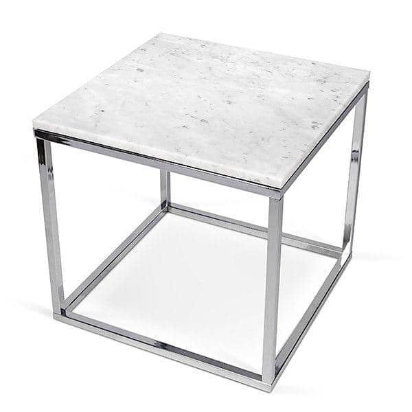Svært PRAIRIE, sofabord og sidebord, finer træ eller marmor, TEMAHOME BA-42