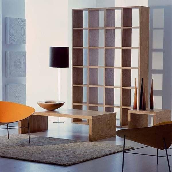 POMBAL 2010-001, étagère 24 compartiments, solutions de rangements, étagères, bibliothèque : la gamme qui voit grand !