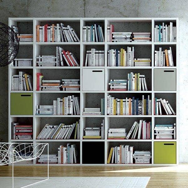 POMBAL 2012-055, étagère 30 compartiments, solutions de rangements, étagères, bibliothèque : la gamme qui voit grand !