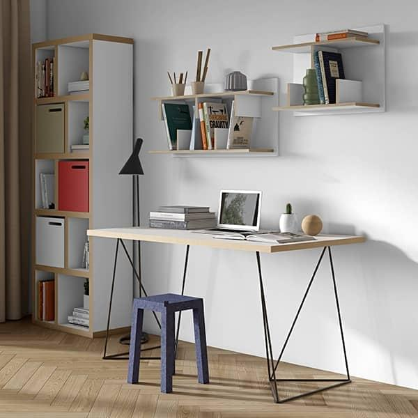 BERLIN, 70 cm, un système de rangement efficace conçu pour apporter de la gaïté à votre intérieur - designer : NÁDIA SOARES