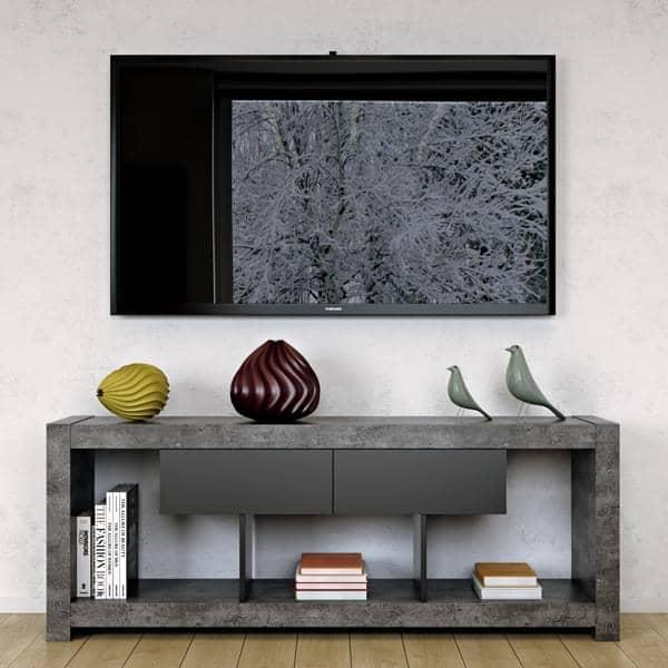 Fin NARA, TV bord, TEMAHOME NARA TV bord: høy tetthet honeycomb PG-08