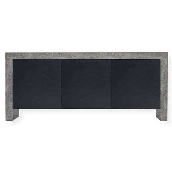 KOBE ,餐边柜现代,令人印象深刻的存储容量。也可以在具体方面-通过设计TEMAHOME