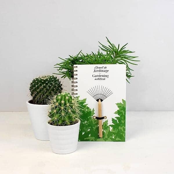 Libro de cocina cuaderno de jardiner a y cuaderno de diy - Libros sobre jardineria ...