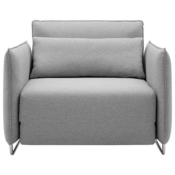 ... Ein Schlafsofa, Ein Cabrio Sessel: Zu Kleine Räume Mit Beispielhaftem  Schlafkomfort Durch ...