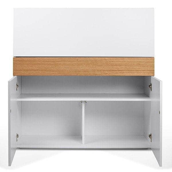 La station de travail FOCUS est un système de bureau à domicile très pratique, facile et bien conçu.