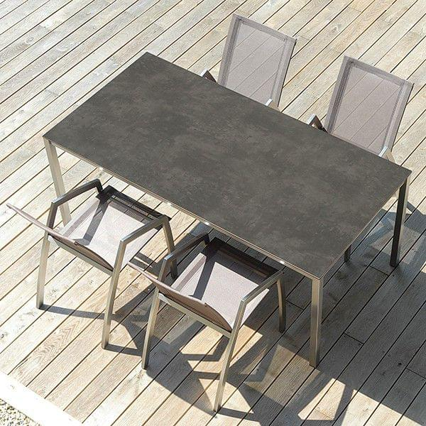 PURO Dining Tables Or Coffee Table, Large Widths Ceramic Version, By TODUS,  Great Choice Of Dimensions, Robust, ...