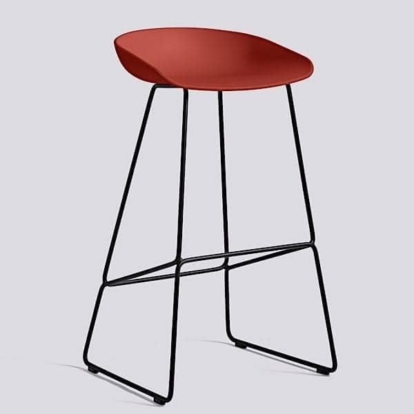 ABOUT A STOOL by HAY ref AAS38 Steel base  : about stool hay ref aas38 steel base polypropylene shell hee welling from www.my-deco-shop.com size 600 x 600 jpeg 14kB