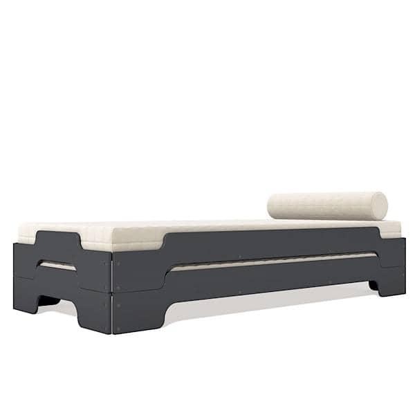 可堆叠床STACK通过ROLF HEIDE自1967年以来,一个永恒的概念,极值舒适性和纯粹的现代行。