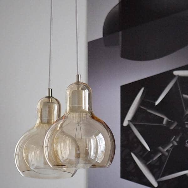 BULB og MEGA BULB belysning samling, ved SOFIE REFER for ANDTRADITION edru, vakker og elegant belysning