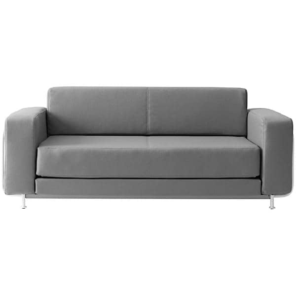 silver ein schlafsofa f r 2 softline. Black Bedroom Furniture Sets. Home Design Ideas
