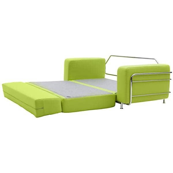 Silver un divano letto per 2 softline - Divani letto piccoli spazi ...