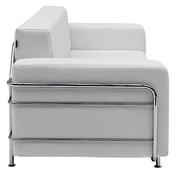 Divani Piccoli.Silver Un Divano Letto Per 2 Progettato Per Piccoli Spazi Confortevole Senza Tempo In Puro Stile Scandinavo Da Softline