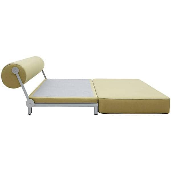 Canap lit sleep compact convertible en lit 2 personnes softline - Canape convertible une personne ...