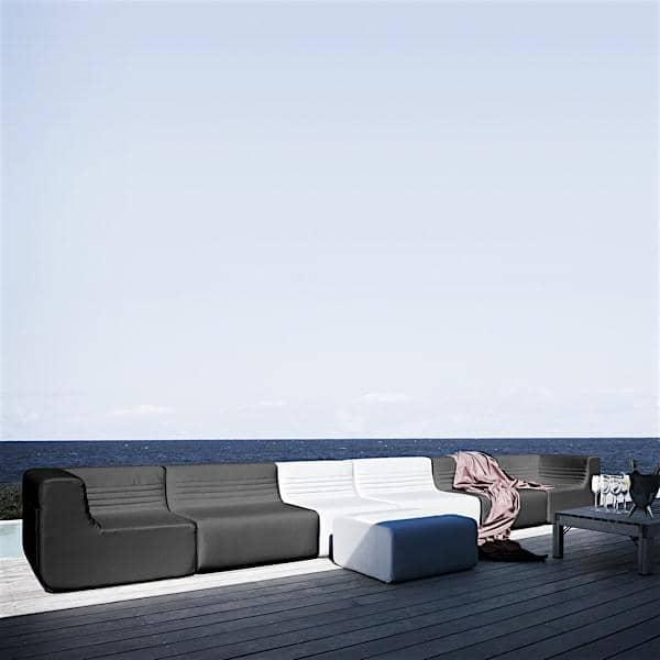 Loft un divano modulare softline for Divano per terrazzo