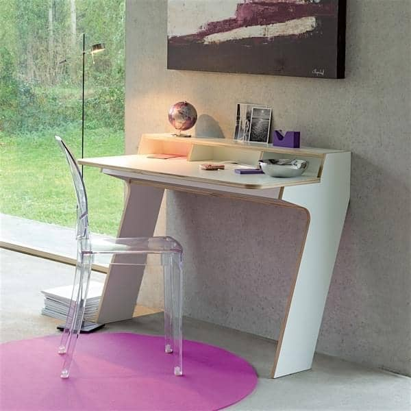Slope konsolentisch leonard pfeifer - Schreibtisch klappbar wand ...