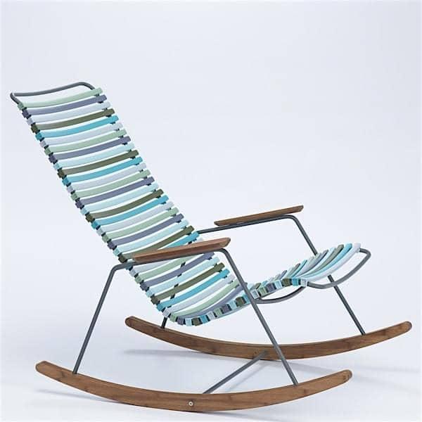 Rocking chair click system houe for Schaukelstuhl bunt