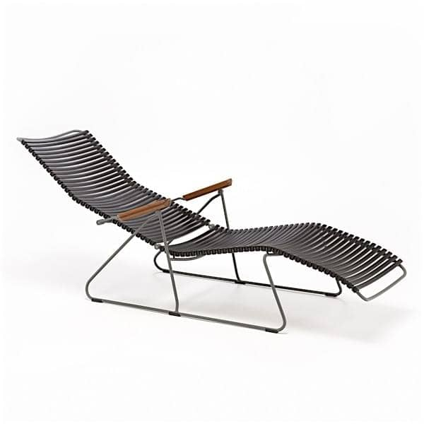 Topp Sun lounge stol, CLICK SYSTEM, HOUE YR-81