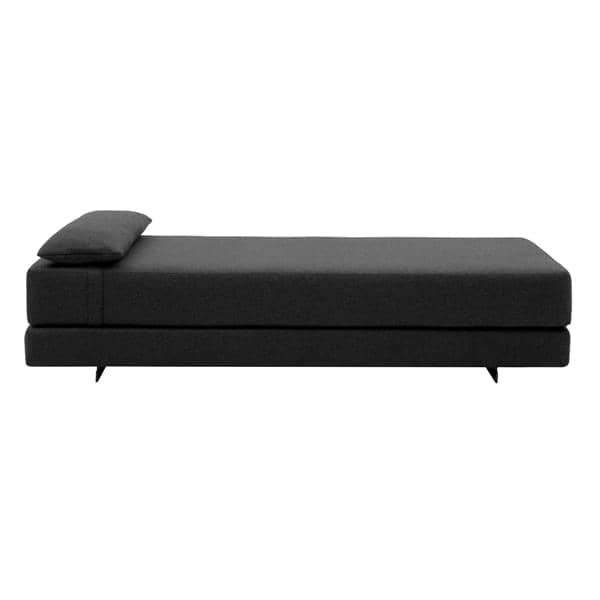 Canape convertible duet softline for Canape lit design et confortable