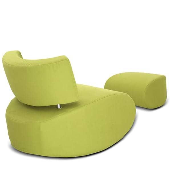 APOLLO, fauteuil à bascule, compact et grand confort