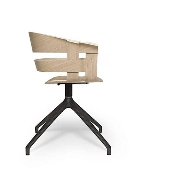 la chaise wick chair le design su dois de haut niveau. Black Bedroom Furniture Sets. Home Design Ideas