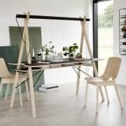 The wooden chair MONO: when innovation and design give an amazing result