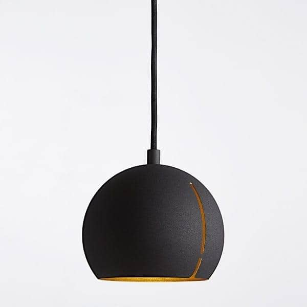 GAP, lampe suspension métal