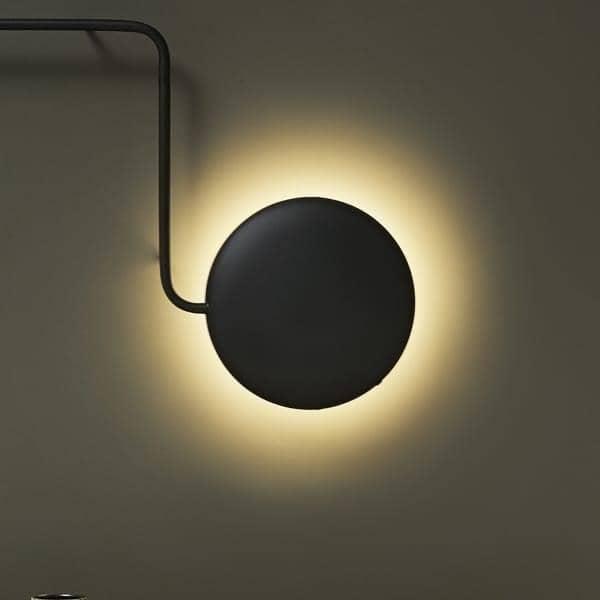 MERCURY : applique murale à LED's, équipée d'un variateur tactile