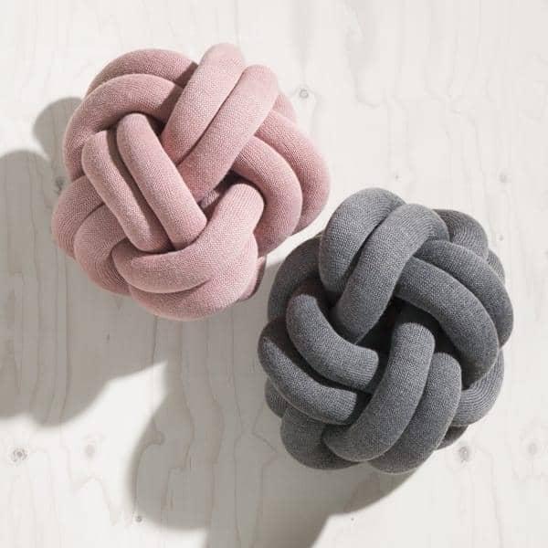Knot Cushion Design House Stockholm