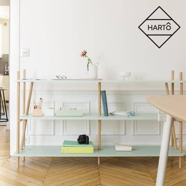 estanter a librer a simone harto. Black Bedroom Furniture Sets. Home Design Ideas