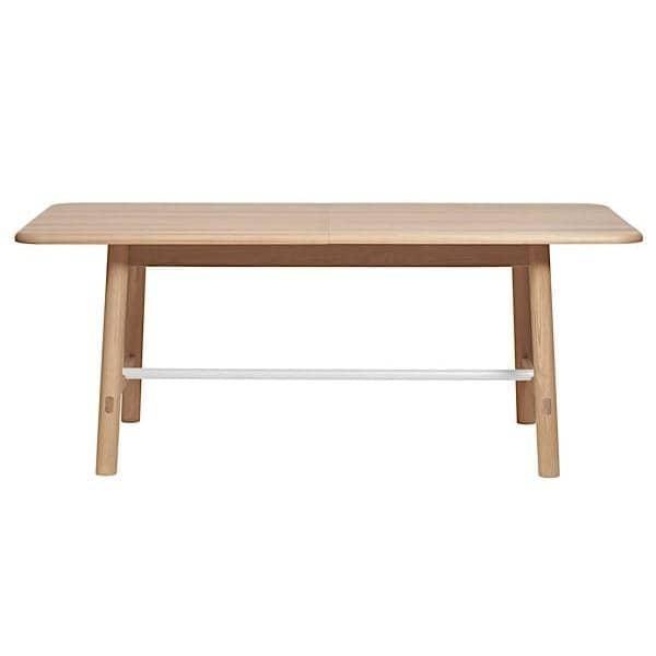 Table à rallonges HÉLÈNE par HARTÔ, 190 à 240 cm, chêne massif