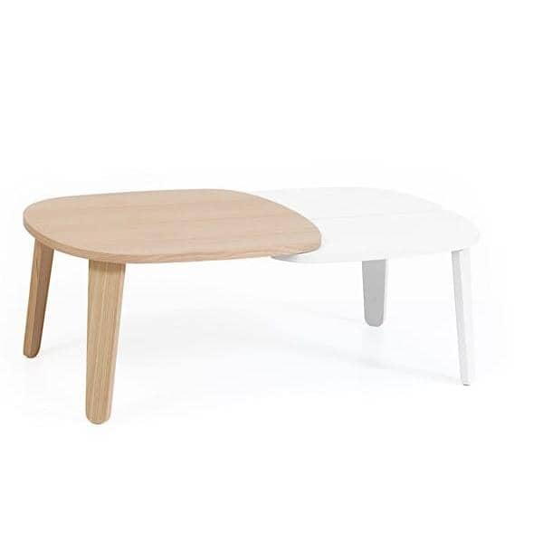 Extendable coffee table colette hart - Telescopic coffee table ...